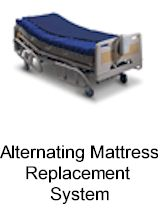 Alternating Mattress Replacement System
