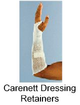Carenett Dressing Retainers