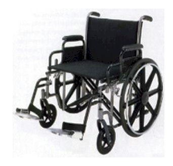 eChair with Removable Arm Wide Deluxe