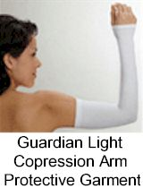 Guardian Light Copression Arm Protective Garments