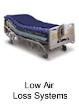 Low Air Loss Systems