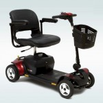 Mobility Scooter Go-Go Elite Traveller Plus