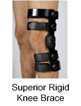 Superior Rigid Knee Brace