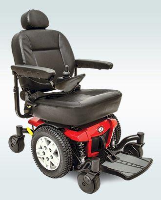 Power Chair Jazzy 600 ES