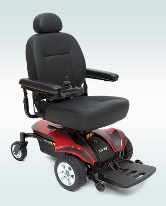 Power Chair Jazzy Select Elite