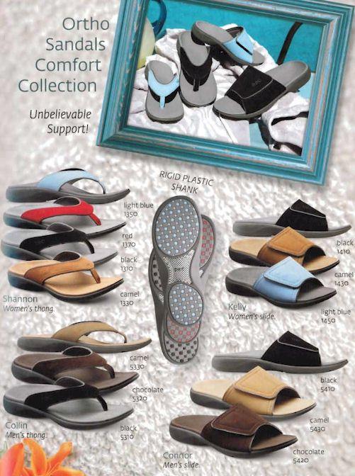 Dr. Comfort Women's Sandals - 2