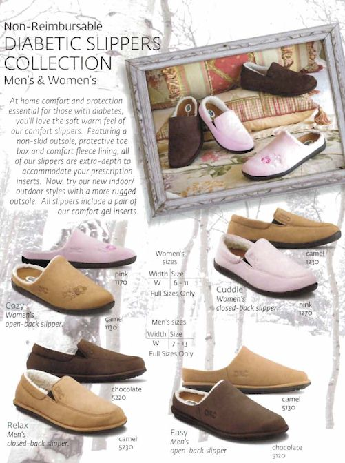 Dr. Comfort Slippers 1