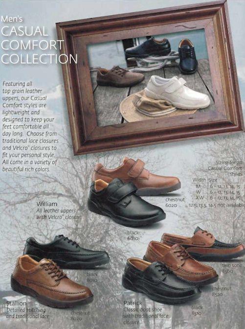 Dr. Comfort Men's Shoes 1