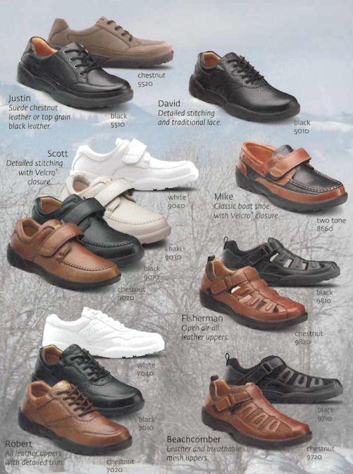 Dr. Comfort Men's Shoes 2