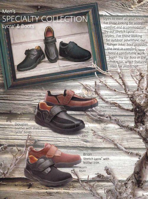 Dr. Comfort Men's Shoes 5