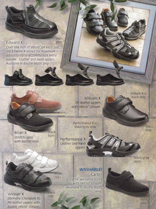 Dr. Comfort Men's Shoes 7