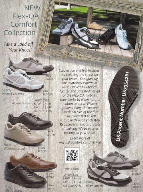 Dr. Comfort Men's Shoes 8