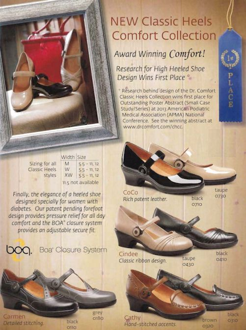Dr. Comfort Women's Shoes - 1