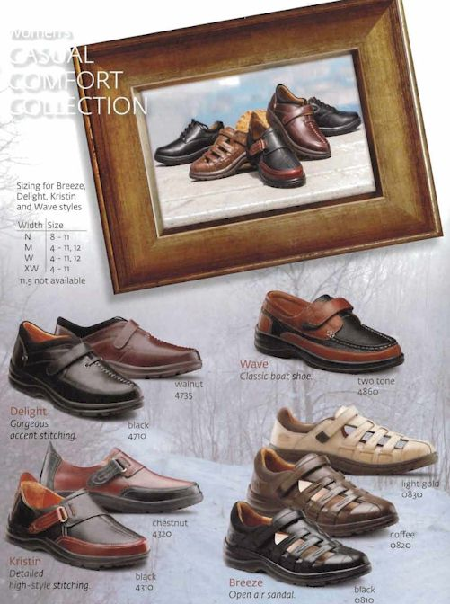 Dr. Comfort Women's Shoes - 2