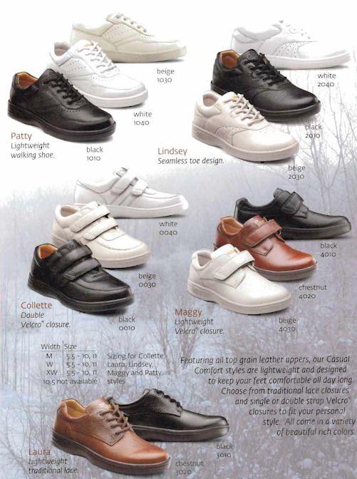 Dr. Comfort Women's Shoes - 3