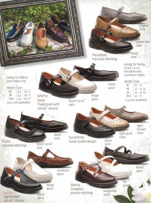 Dr. Comfort Women's Shoes - 4