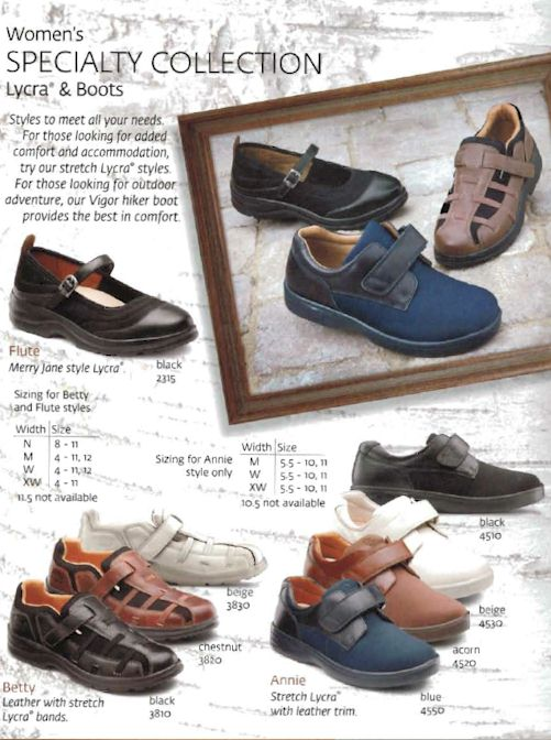 Dr. Comfort Women's Shoes - 6