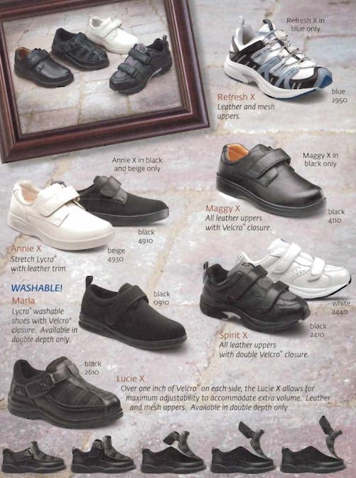 Dr. Comfort Women's Shoes - 8