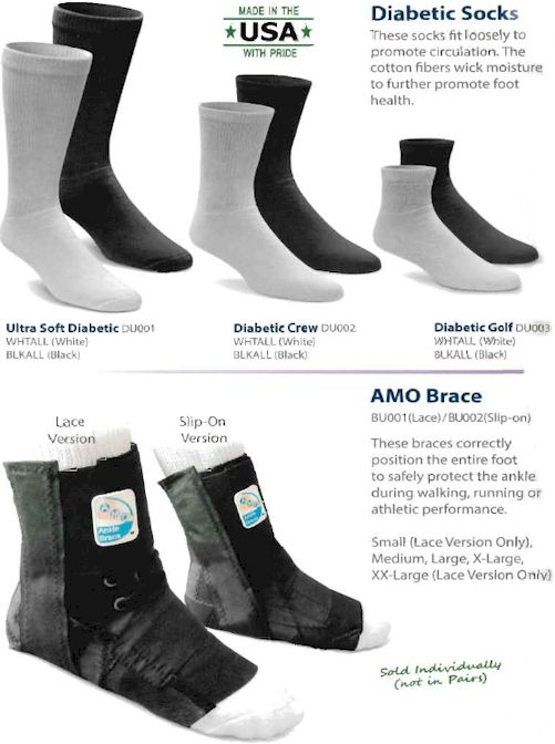 Oasis Therapeutic Socks